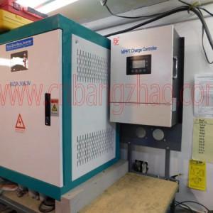 大电流高电压MPPT192-600VDC光伏充电控制器