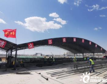 天津<em>LNG</em>(二期)工程<em>储罐</em>桩基施工掀大干热潮