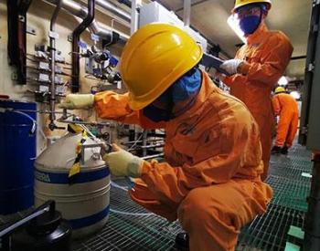 中国核电成功完成环隙<em>气体</em>重水提取工作