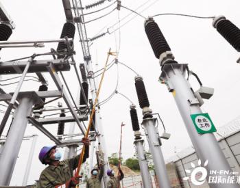 湖北汉川:智能变电站投运 满足复工复产用电需求