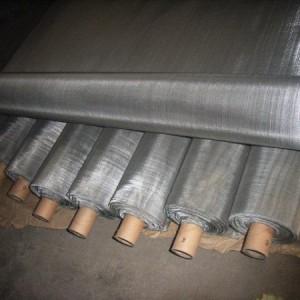 304耐酸碱耐高温不锈钢丝网