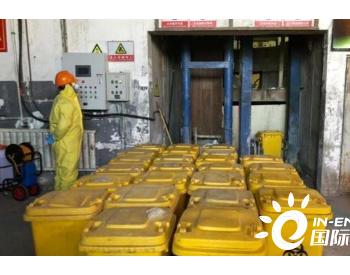 生态环境部:全国<em>医疗</em>废物处置能力每天6122.8吨