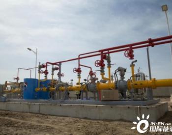 甘肃庆阳西峰城区天然气应急保供输气管线建成投运