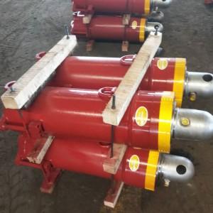 煤矿放顶煤液压支架提架千斤顶厂家销售 液压支架特点