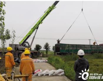 湘口气源工程复工!为湖北武汉市汉南经济发展注入强力供气保障