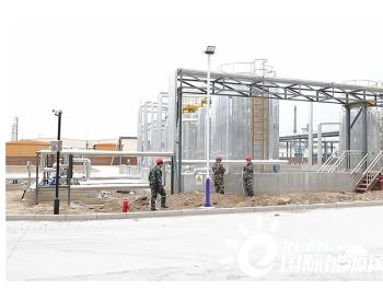 山东东营固体废弃物处置中心项目全面建成