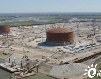 美国维吉LNG项目再传捷报:20万方大罐完成气压升顶