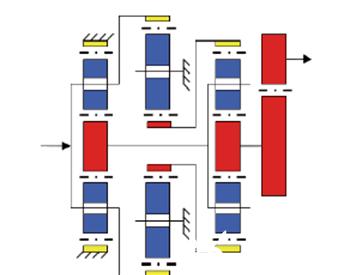 风电齿轮箱行星差动结构简介与速比计算 <em>安维士</em>