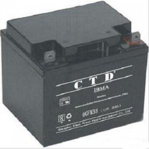 德国CTD蓄电池-中国有限公司
