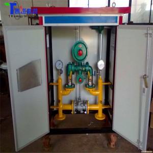 泰燃科技燃气调压计量柜定做 天然气减压柜厂家直销
