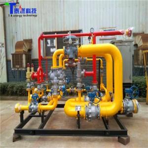 吉林燃气调压箱使用年限 燃气调压箱安全要求