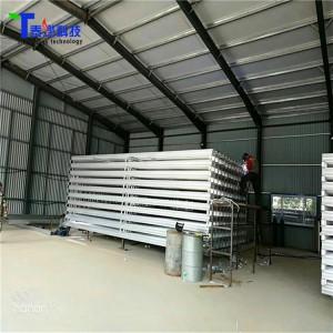 泰燃科技空温式lng气化器 lng增压气化器专业定制