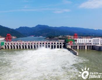中国电建承建的广西大藤峡首台机组投产发电