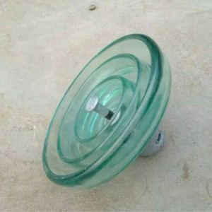 国网中标产品U70BLP耐污型悬式玻璃绝缘子