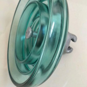 防污型钢化玻璃绝缘子LXHY-70输变电设备一站式供应商