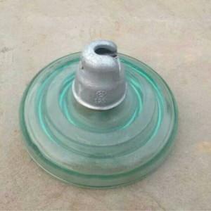 专业生产U100BLP耐张玻璃绝缘子串国网合格供应商