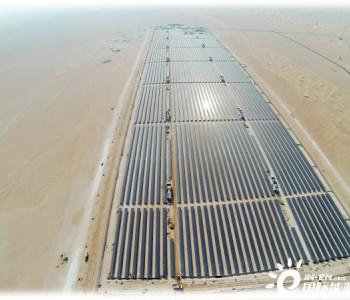 独家翻译|900MW!迪拜5GW太阳能园区第5阶段即将开建