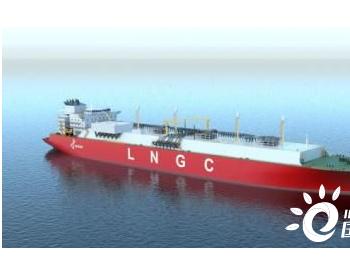 惠生海工20万方LNG<em>船</em>获DNV GL原则性认可