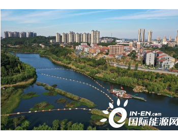湖南岳阳市中心城区污水系统综合治理一期工程项目建设纪实