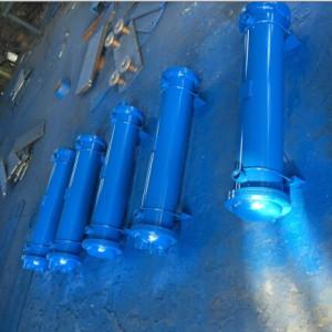    OR列管式冷却器OR250冷却器小面积