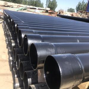 河北北京热浸塑钢管厂家DN110涂塑钢电力管生产厂家