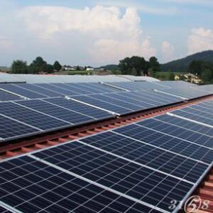 太阳能光伏发电板回收/光伏组件回收价值
