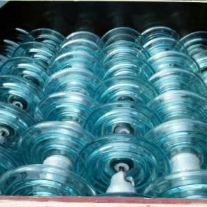 现货供应绝缘子,玻璃绝缘子可定制