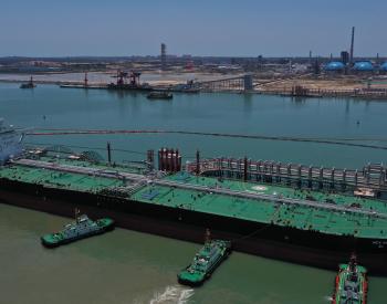 国内最大石化港口建成投用