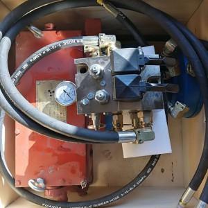 潞安煤矿用4JL液压紧链器刮板机手动紧链器