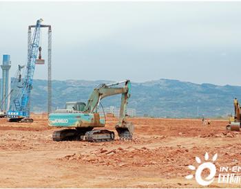 通威<em>光伏产业基地</em>项目强夯工程加快推进 预计下周逐步开展围墙道路管网建设