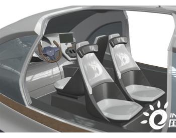 時速33km/h 法國水上環保<em>出租車</em>首次測試:無污染無噪音