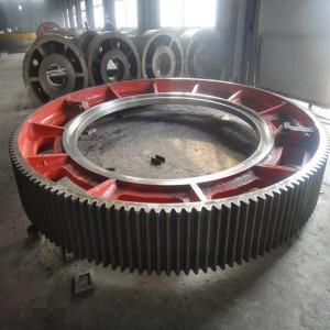 大齿轮生产商,齿轮厂家,机械用大齿圈