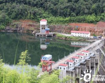 柬埔寨额勒赛<em>水电站</em>为疫情下的柬埔寨提供发展动力