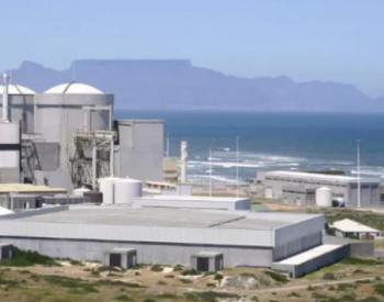 南非能源部将重启核电开发计划