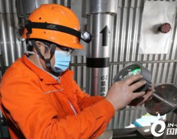 四川金堂公司完成氧量测量装置更换保安全生产