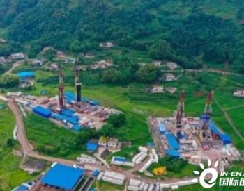 中国<em>石油</em>在川南地区建成国内最大页岩气<em>生产基地</em>