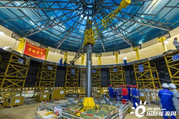 国际资讯_世界首台百万千瓦水电机组定子铁心一次性通过磁化试验-能源 ...