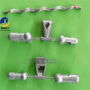 预绞式光缆防振锤4D-20防震锤电力金具