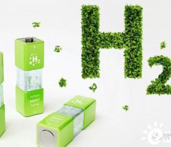 """""""绿色氢气""""全球受热捧"""