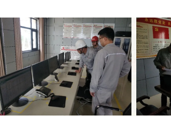 河南公司工程部对栗子坪风电场进行春季安全大检查