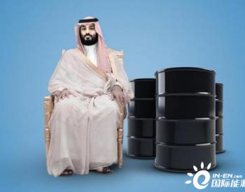 对于沙特而言 石油是充满风险的博弈