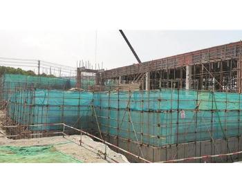 江苏滨湖两家污水处理厂提标改造