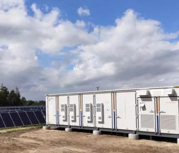 连续四年荣登榜首!阳光电源储能系统装机位居中国