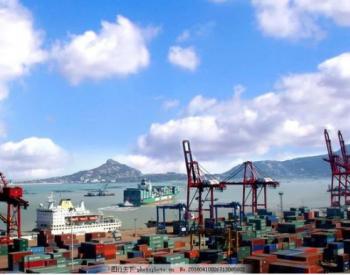 连云港港首次成功接卸运输LNG并实现江海联运