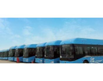 续航700公里!186辆!金旅<em>氢燃料电池客车</em>助力广东仙湖氢谷项目建设