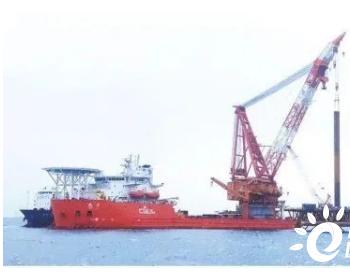 粤电沙扒<em>海上</em>风电项目主体工程施工拉开序幕