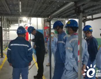 华东监督站对浙江秦山核电开展专项检查