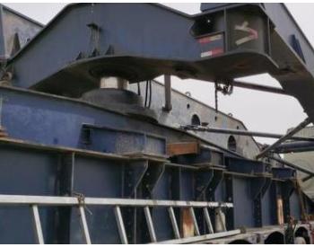 青海至河南特高压工程28台核心设备有序运输 单件车货总重超400吨