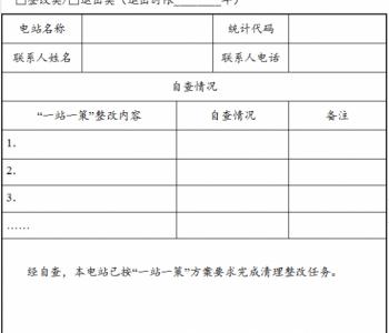 水利部办公厅关于印发长江经济带<em>小</em>水电清理整改验收销号工作指导意见的通知