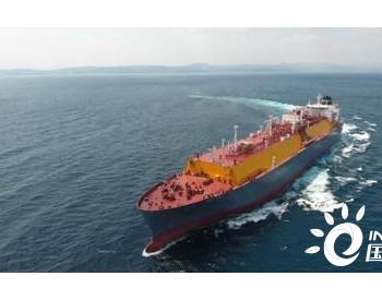 现代重工交付TMS Cardiff Gas第三艘17.4万方LNG船